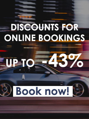 rent car discount offer