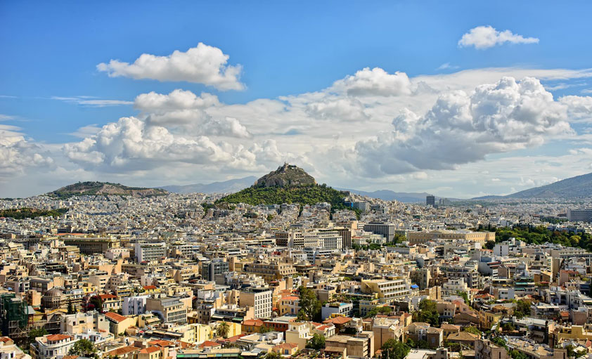 Lycabettus mountain